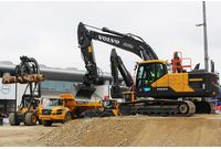 Volvo Construction Equipment Bauma