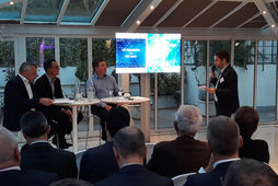 Table ronde kick-off Moniteur Matériels 21 octobre 2019