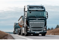 Volvo Trucks Distance Alert