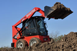 Manitou 1900R chargeuse compacte