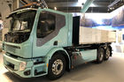 Volvo Trucks FE Electric