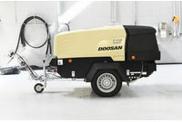 Doosan Portable Power compresseur mobile 7/53R