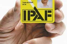 La carte PAL, dispensée par l'Ipaf.