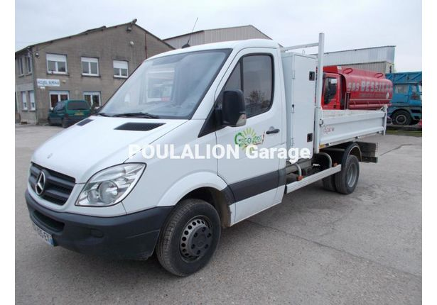 Mercedes benz sprinter v hicules utilitaires 3 5 t for Garage mercedes utilitaire