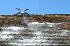 Drone spray haute pression