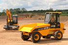 JCB engins de chantier